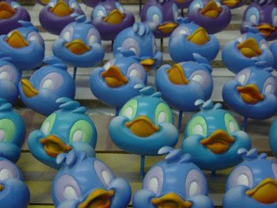 Oiseaux Disneyland